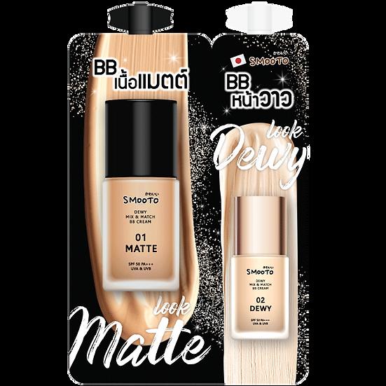 Smooto Dewy Mix & Match BB Cream