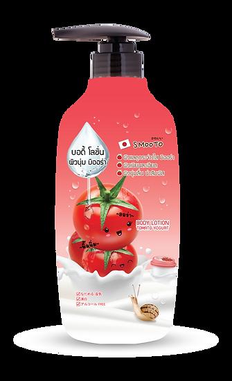 Smooto Tomato Yogurt Whitening Body Lotion