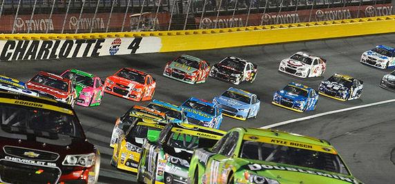 Charlotte Motor Speedway Race