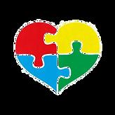 Puzzle Heart - Autism