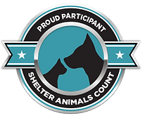 Shelter Animals Count Logopng