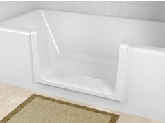 Ultra low Step-In Tub Cut-Out The Best Home Guys of Wichita, KS