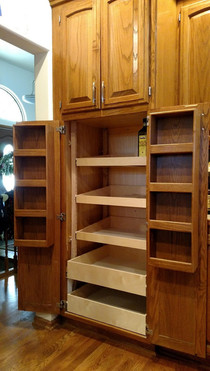 Pantry Slide Out Shelves