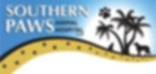 Southern Paws Animal Hospital Logo