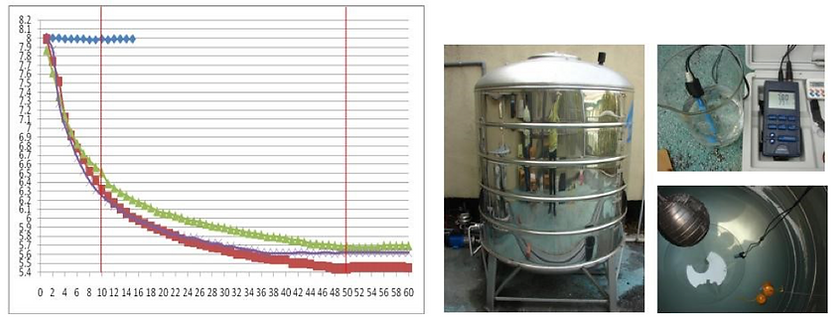 CO2 Micro Bubbles – Agricultural Irrigation, Miaoli Agricultural Research Station - The Whitewater Company