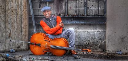 "George ""Dolla Bill"" Washington wit cello"