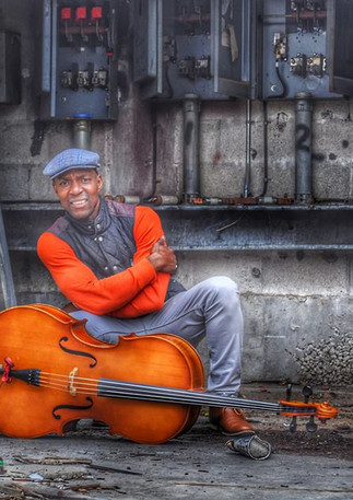"George ""Dolla Bill"" Washington Steel Drum & Cello Musician"