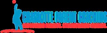 Charlotte Parent Coaching Logo Horizonta