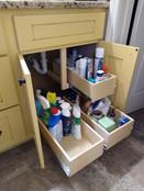 Under Cabinet Storage