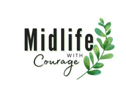 Midlife with Courage Logo