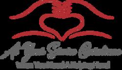 At Your Service Carolinas Logo Cranberry
