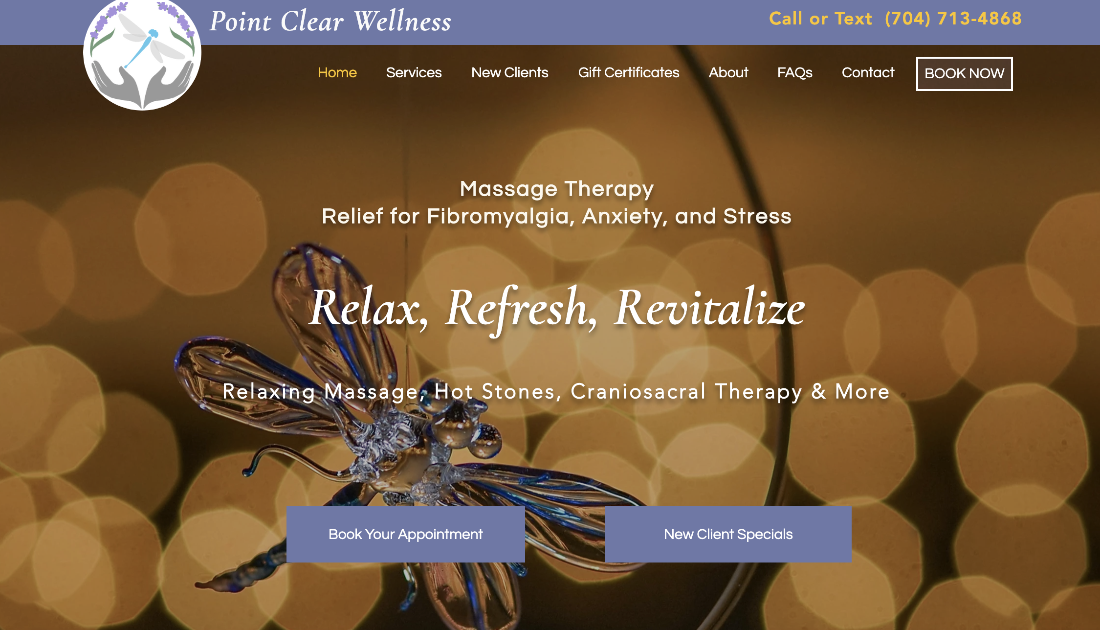 PointClearWellness.com