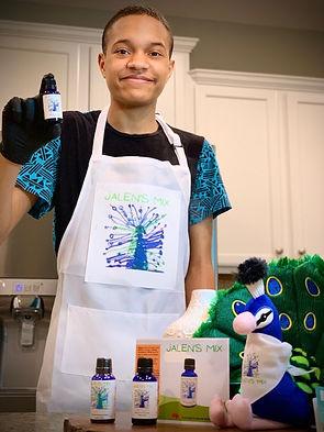 Jalen's Keep Calm Essential Oils