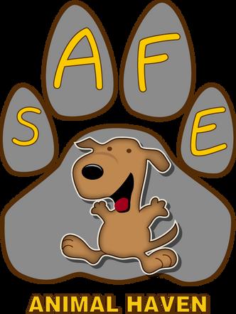 S.A.F.E. Animal Haven Rescue logo