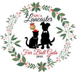 LSPCA Fur Ball Gala 2018 Logo