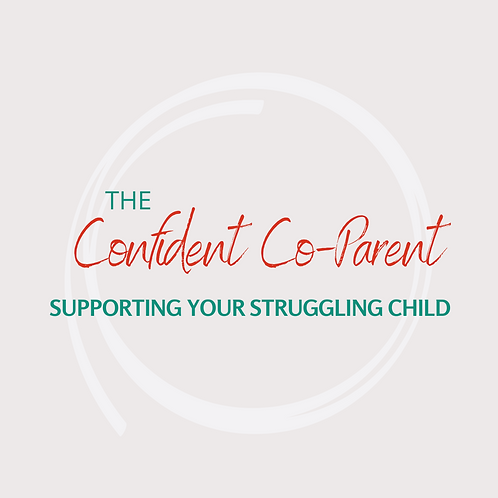 The Confident Co-Parent: Supporting Your Struggling Child Video Series