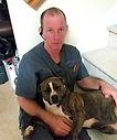Mauricio Lancaster County Animal Shelter Kennel Tech