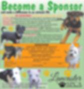 Sponsor the Lancaster SPCA