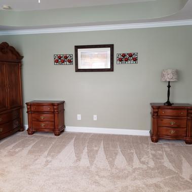 Master Bedroom pre-staged