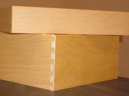 Durable Dovetail Construction