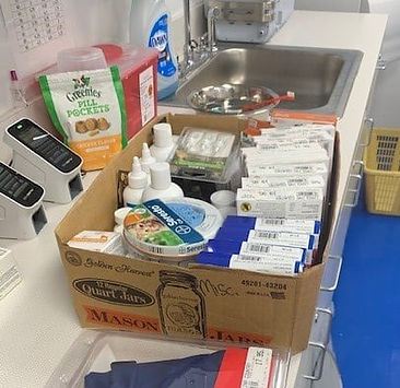 Donations from Carolina Country Store