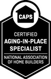 The Best Home Guys are Certified by the NAHB as Aging-in-Place Specialists
