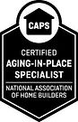 We are Certified Aging in Place Specialists - The Best Home Guys of Wichita, KS