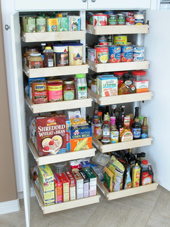 Accessible Pantry Storage