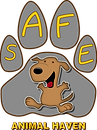 S.A.F.E. Animal Haven Rescue logo