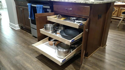 Kitchen Pull Out Shelves