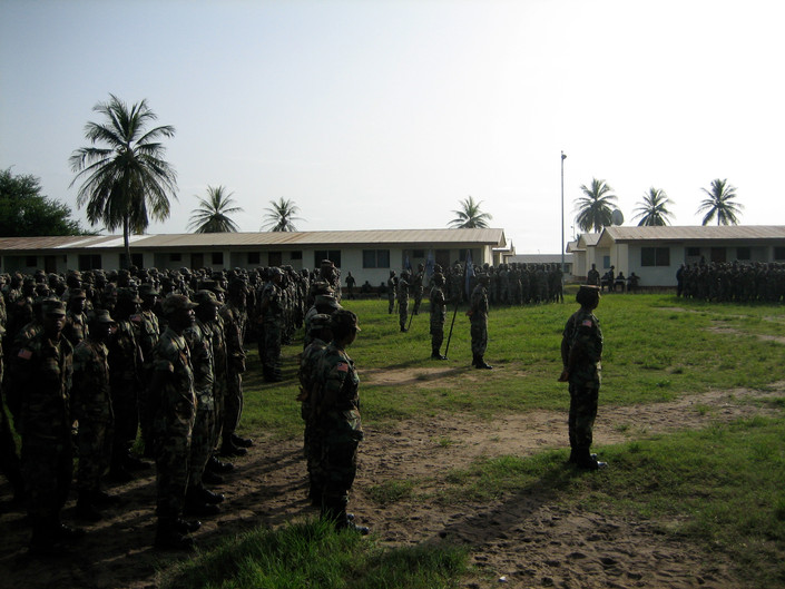 Armed Forces of Liberia (AFL)
