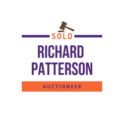 Logo: Richard Patterson, Auctioneer