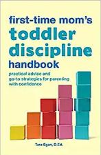 First-time Mom's toddler disciplime handbook.webp