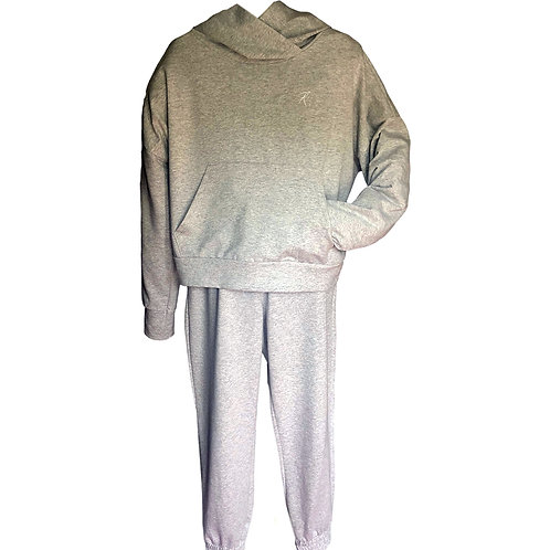 Grey Reganator Tracksuit