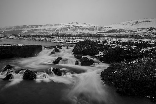 Waterfalls - Eastern Iceland