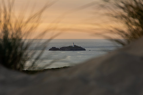 Godrevy Lighthouse - Cornwall