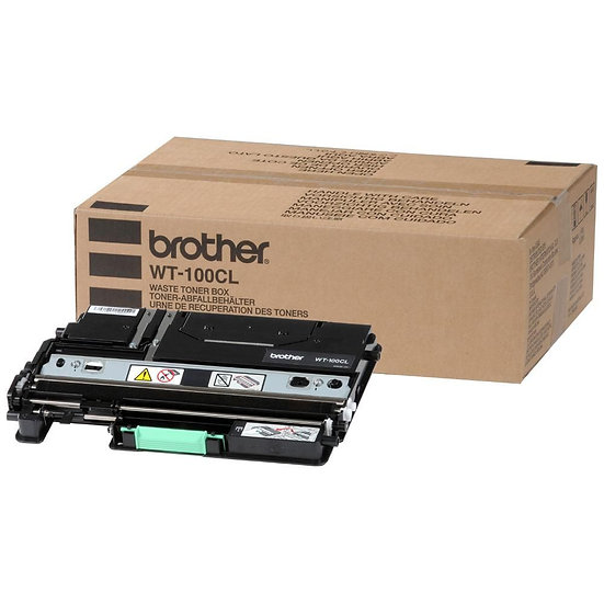 Brother WT-100CL Waste Toner Box (20,000 pages) (Standard)