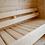 Thumbnail: Sauna pod 2,30 x 2,40 m