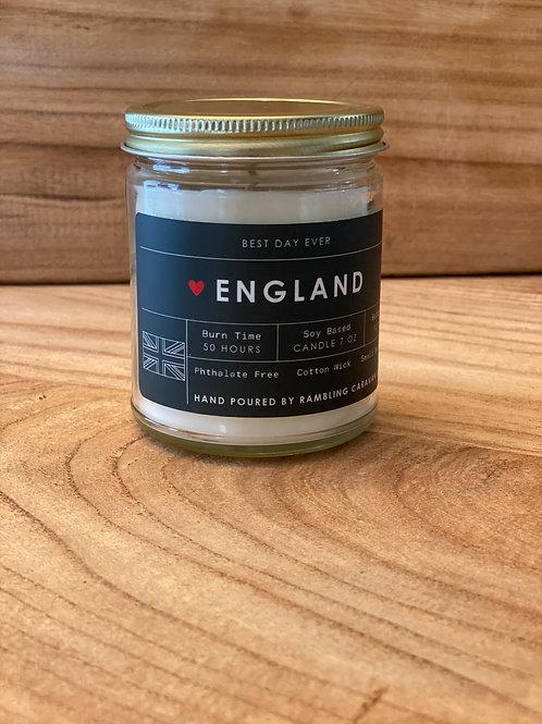England Candle