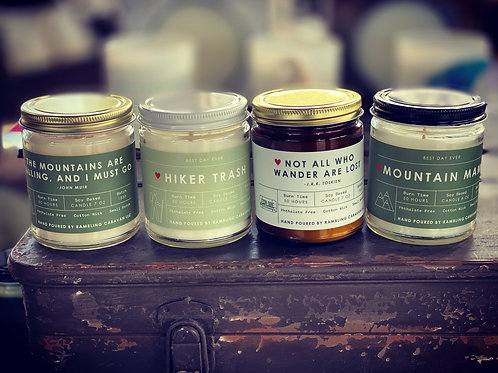 Mountain Collection Candle