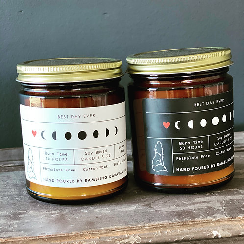 Howl At The Moon Candles