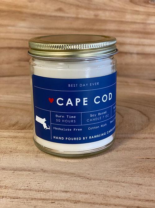 Cape Cod, Massachusetts Candle