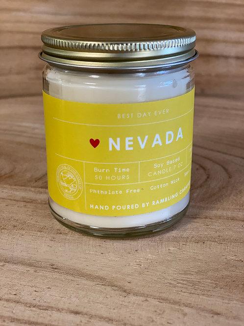 Nevada Candle
