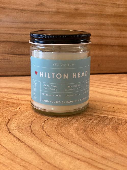 Hilton Head Island, South Carolina Candle