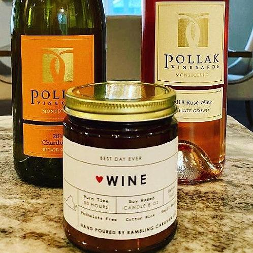 Virginia State of Wine