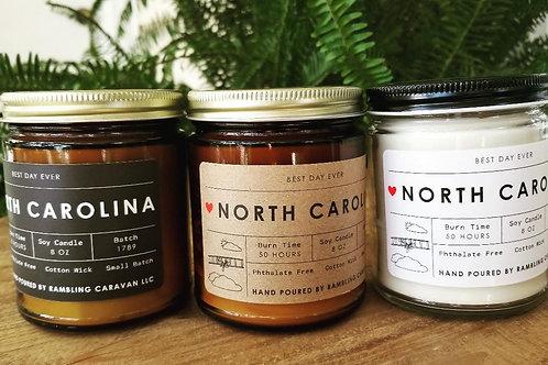 North Carolina Candle