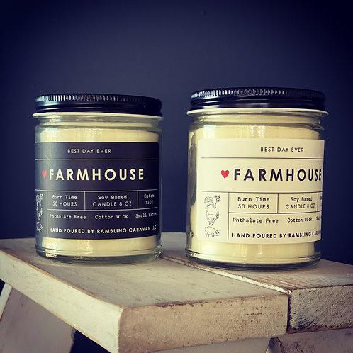 Farmhouse Candle