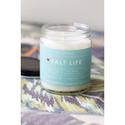 Salt Life Candle