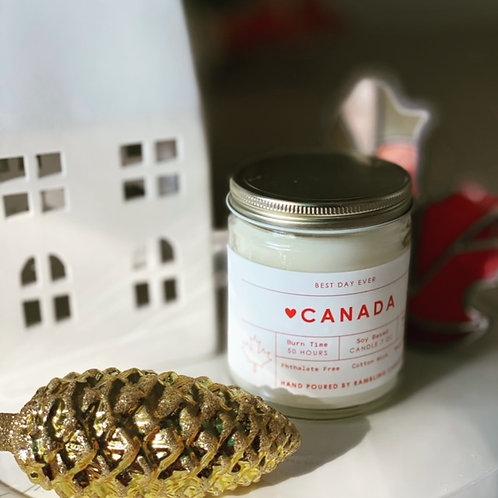 Canada Candle