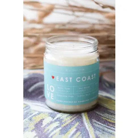 East Coast Love Candle